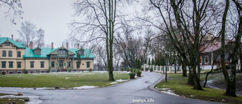 лошицкий парк история