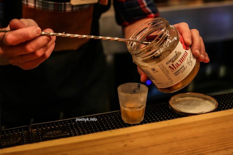 приготовление коктеля минск