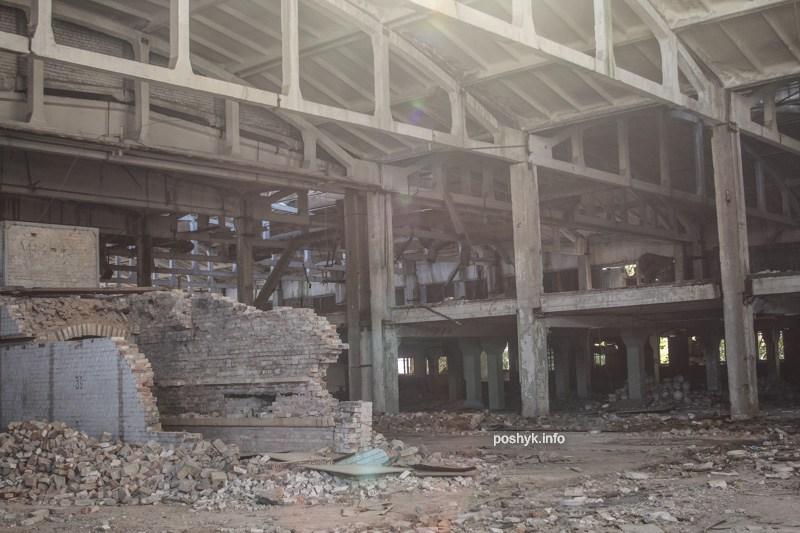 заброшенные места минска фото