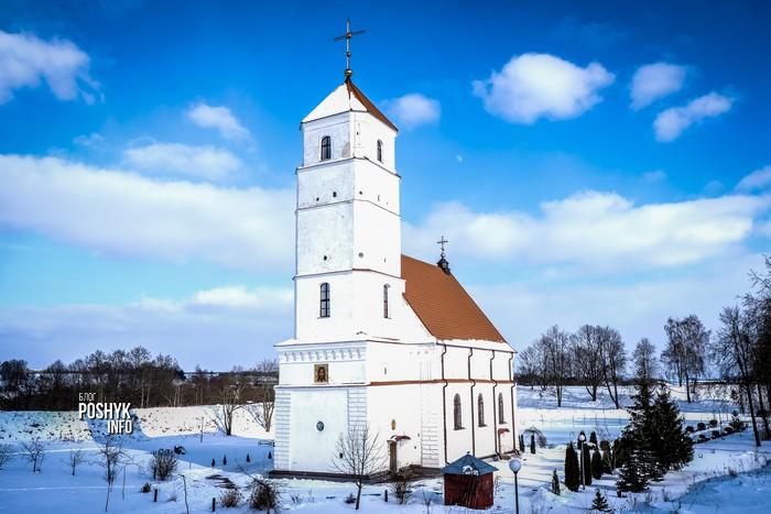 церковь Заславль
