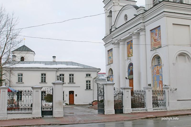 троицкий монастырь в витебске