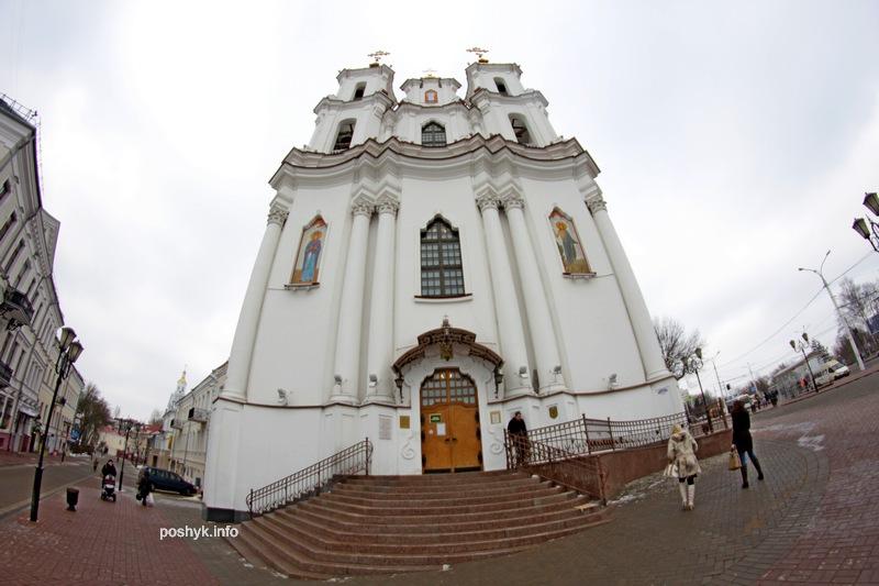 церковь Воскресенская vitebsk