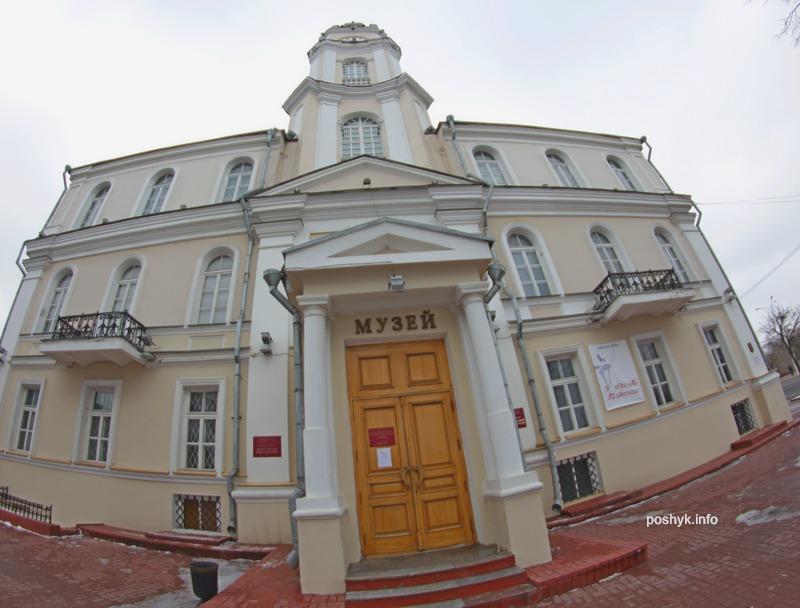 витебская ратуша фото