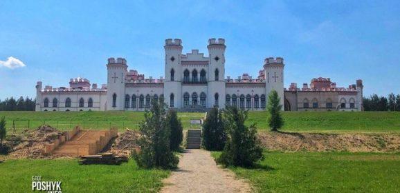 Дворец Пусловских «Коссовский замок»
