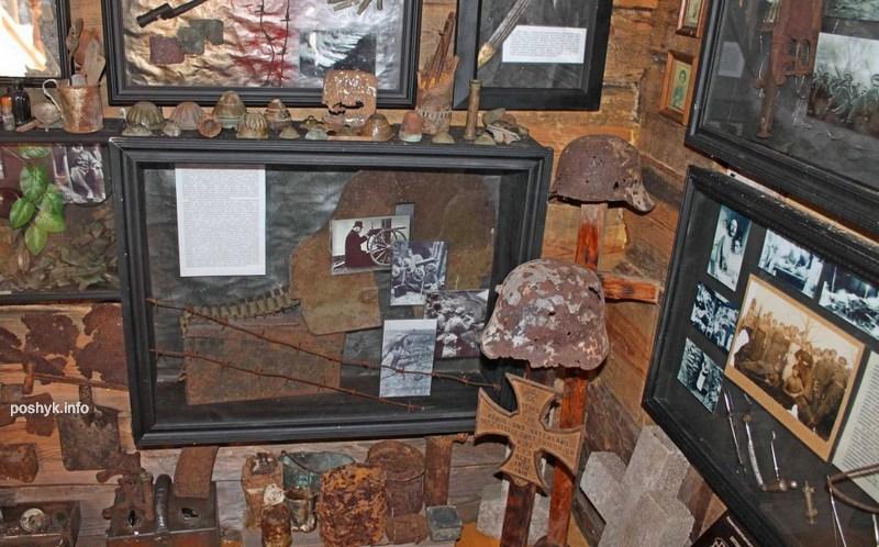 Музей первой мировой войны Забродье