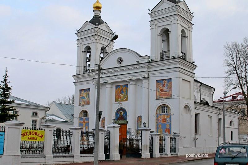 собор Покровский витебск