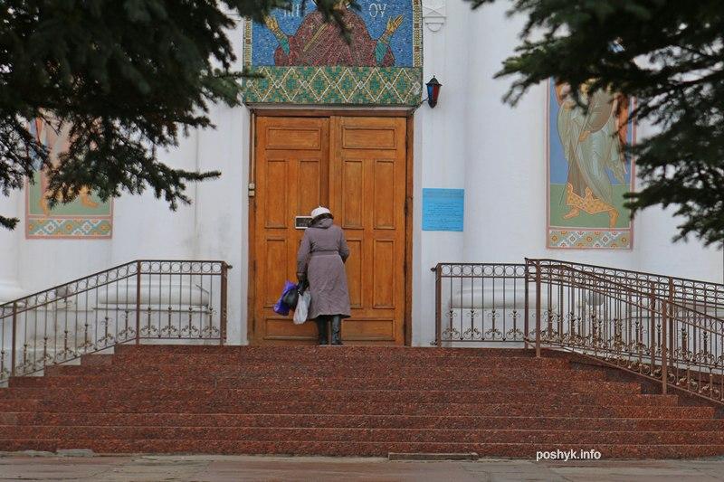 храмы и церкви витебска