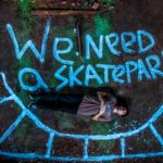 "Skateboarding stop-motion ""We need a skatepark"""