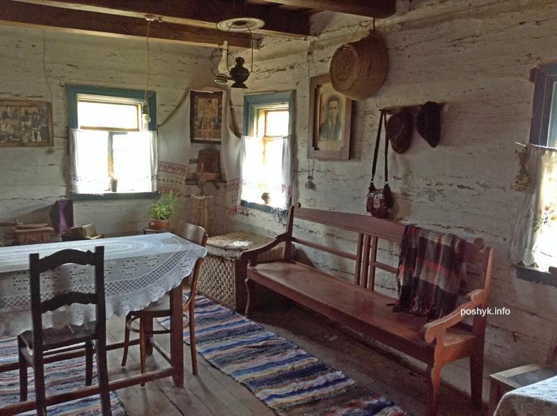 Музей быта в деревне Забродье