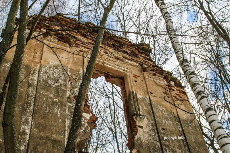дворец тышкевичей