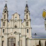 Костел св. Михаила Архангела (Белый Костел) в г.п. Ивенец