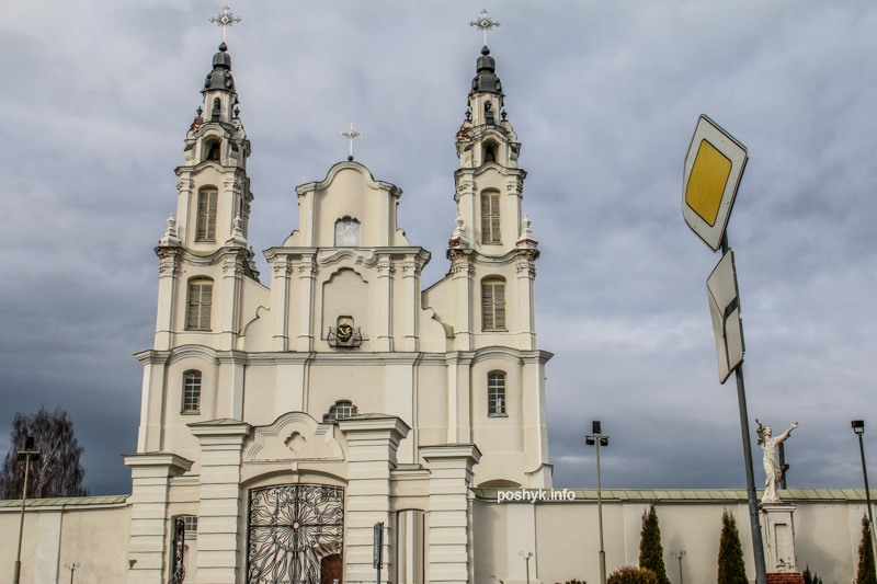 ivenec kostel