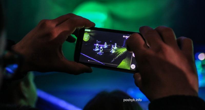 бал роботов минск 2016 фото