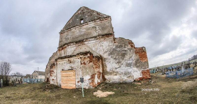 kostel novie novoselki photo