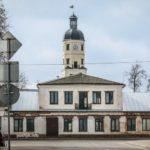Городская ратуша в Несвиже