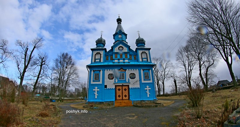 церковь Телядовичи