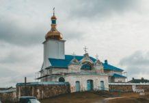 Новый Свержень церковь