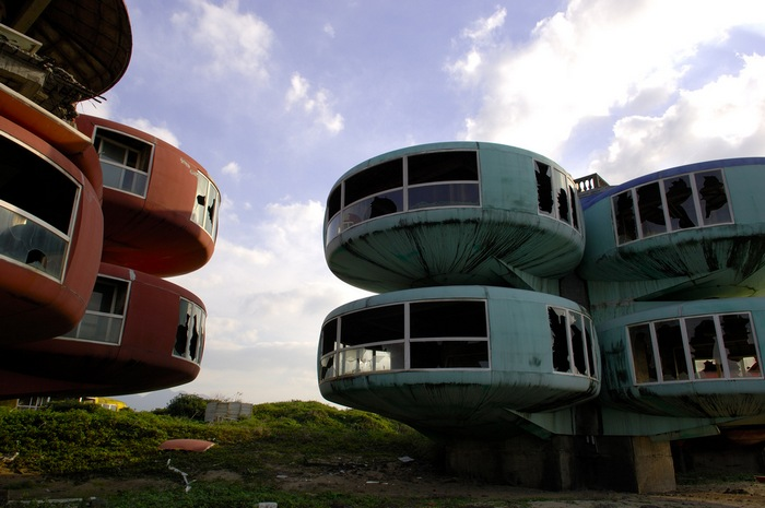 The Pod City of San Zhi 3