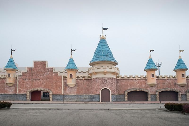 China's Abandoned Theme Park