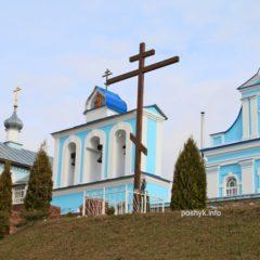Столбцы, церковь святой Анны