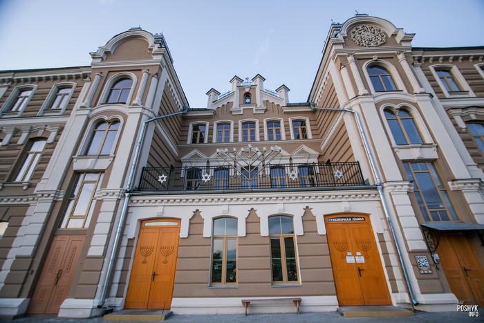 Гродненская синагога