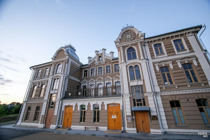 Синагога Гродно после реконструкции