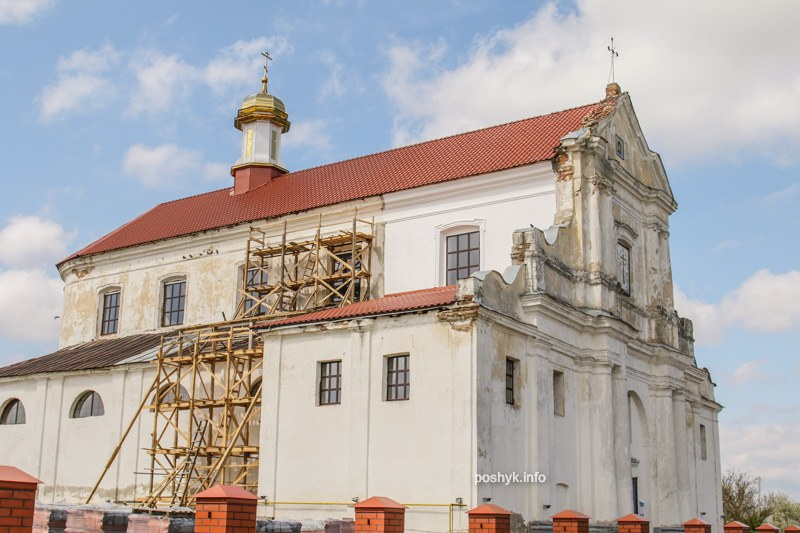 церковь Крестовоздвиженская
