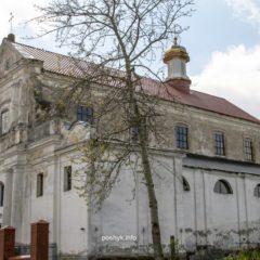 Церковь Крестовоздвиженская, Вистычи