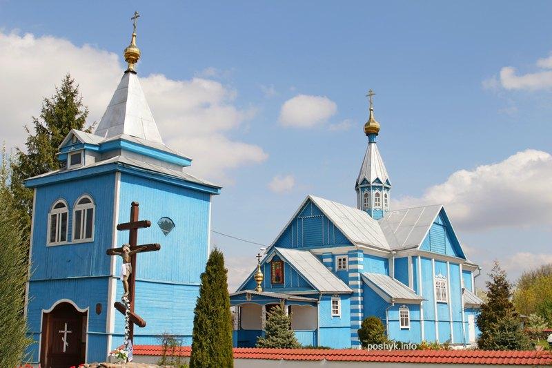 Чернавчицкая церковь