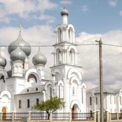 Церковь святого Петра и Павла в Березе