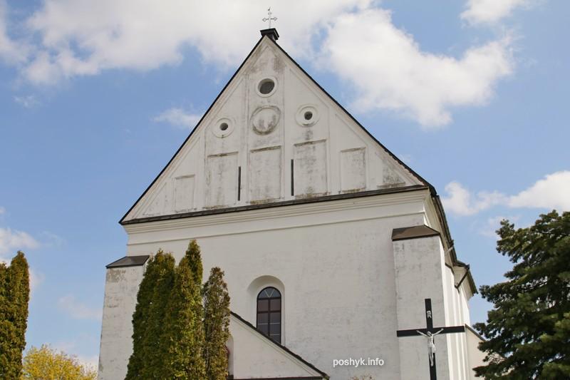 chernavchici kostel