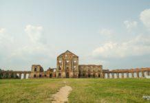 Ружанский дворец Сапегов - описание, история, фото
