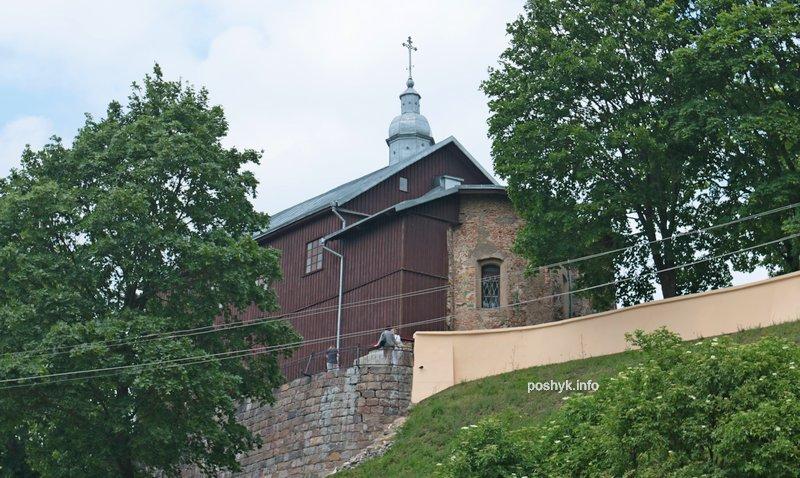церковь в Гродно