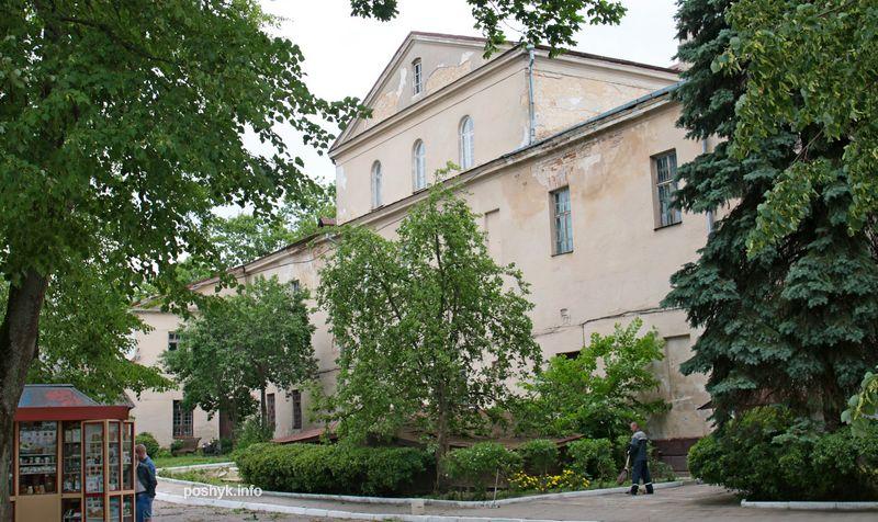 Исторический замок Гродно