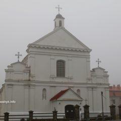 Костел св. Михаила Архангела (Костел Новогрудок)