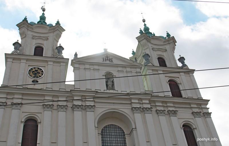 костел святого Франциска Ксаверия Гродно