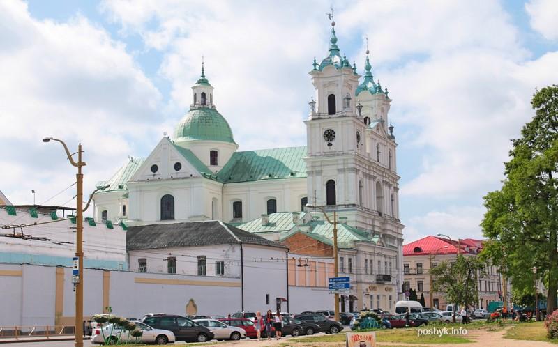 костел святого Франциска Ксаверия