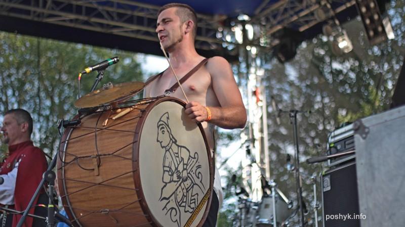 барабанщик стары ольса