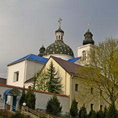 Церковь Рождества Богородицы Гродно (Монастырь Базилианок)