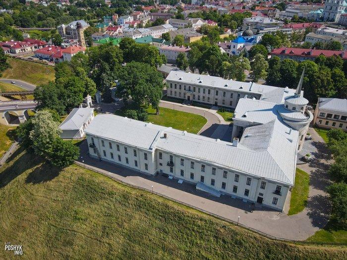 Гродненский дворец фото