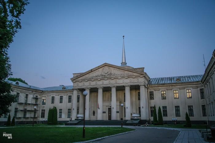 Гродненский дворец