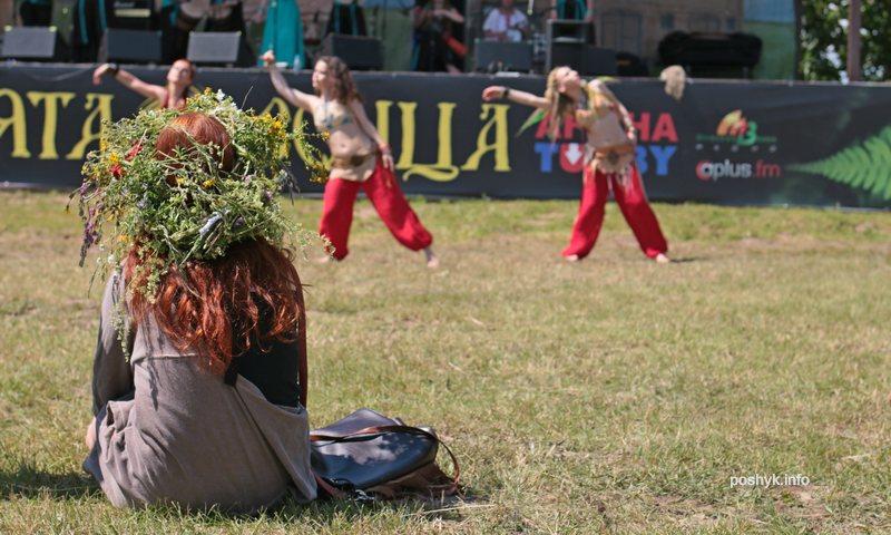 люди на фестивале сонца 4