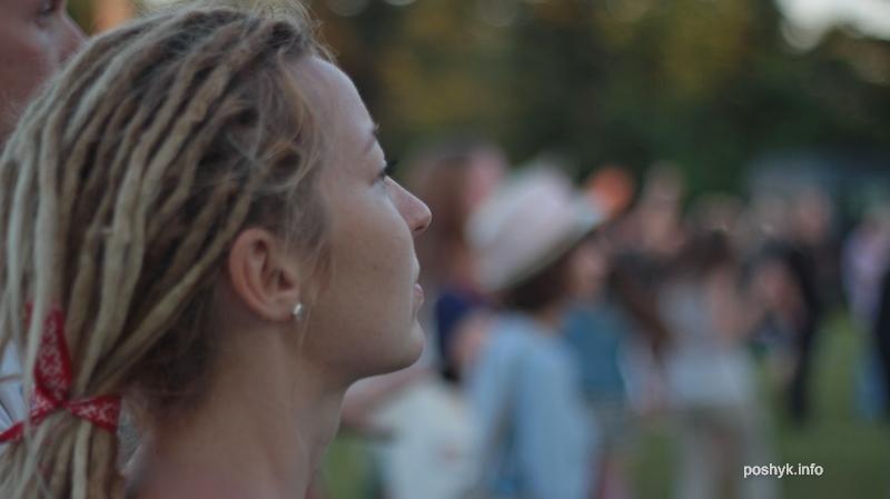 люди на фестивале сонца 6