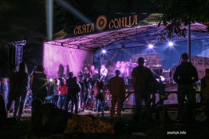 ночные кадры фестиваль сонца
