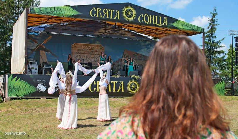 танцы фестиваль сонца