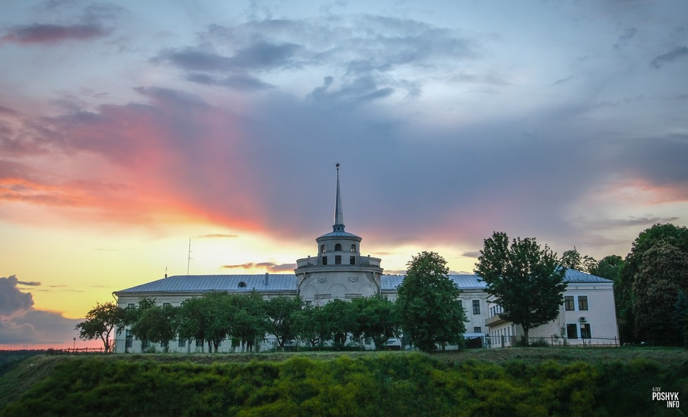 Новый замок или гродненский дворец