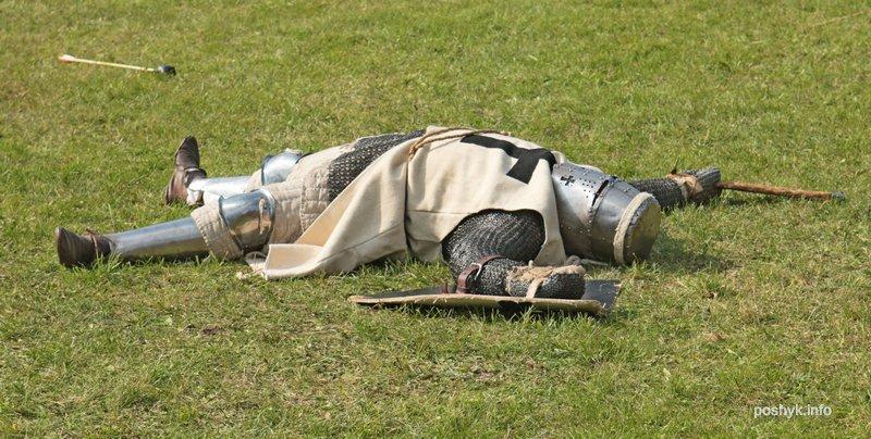 грунвальд падший рыцарь