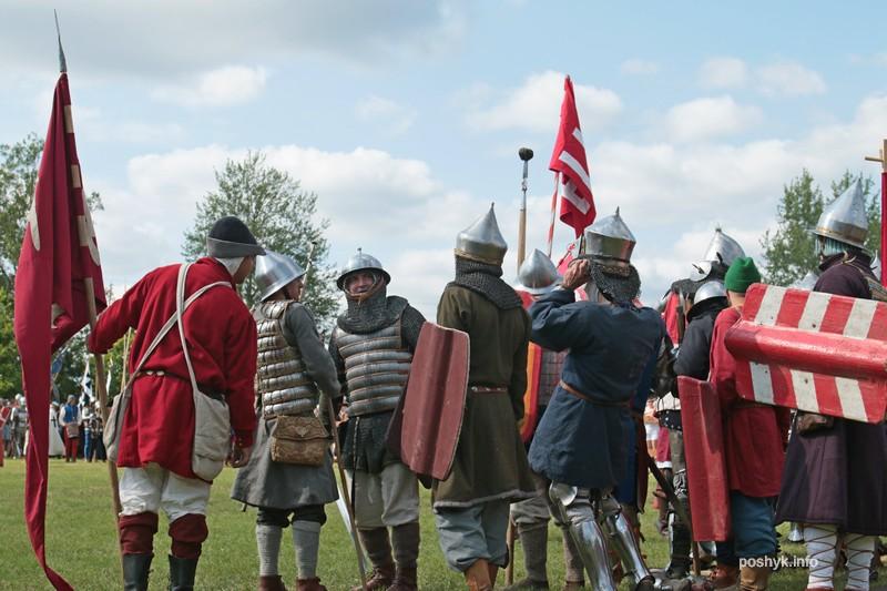 грунвальд пехота