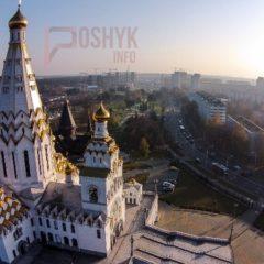Храм Всех Святых в Минске (Всехсвятская церковь)