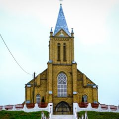 Костел Вознесения Девы Марии (Красное)